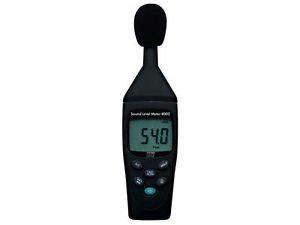 HDT8002 Digital Sound Noise Voice Loud Level Meter Tool Measure Range 30dB~130dB