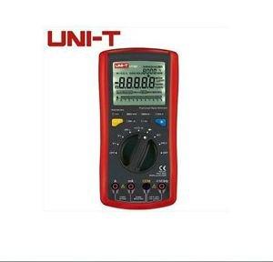 UT70D Digital Multimeter Meter True RMS AC Serial RS232
