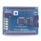 Xilinx CoolRunner-II the XC2C32A CPLD Development Board Learning Bread Board
