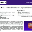 1pc Detection of Organic Solvent Vapors Sensor alcohol