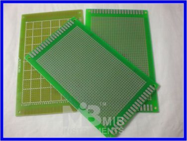 FR4 9x15cm Prototyping PCB Board Prototype DIY Kit x5pc