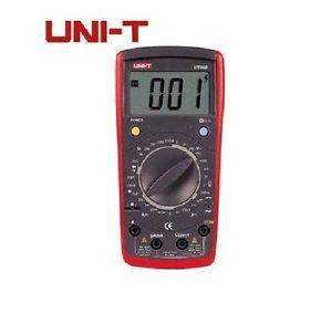 UT39B Digital Capacitance Multimeter Tester Meter DMM