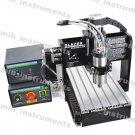 FULLSET CNC Router Machine CNC4030 800W Motor Milling Engraver + MPG + Tailstock
