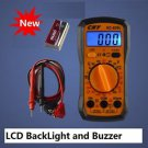 Voltage Current Meter Digit Display BackLight LCD Buzzer Beeper xProbe VC830L