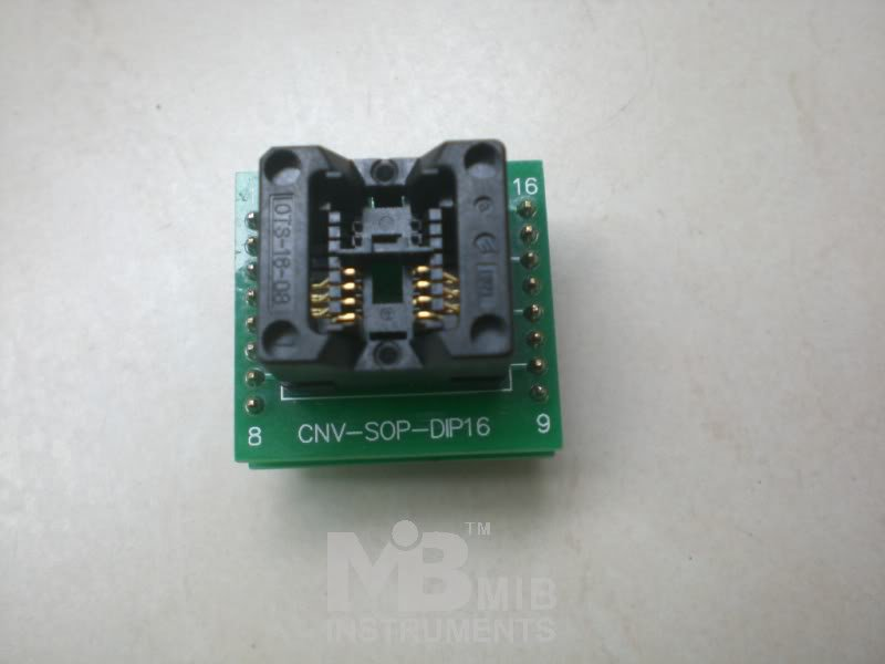 SO8 /SOIC8 /SOP8 TO DIP8 Programmer Adapter Socket