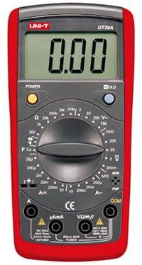 UT39A Standard Digital Multimeter Electrical Meter New