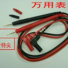 SMD CHIP Component  Black and Red Gold Pin Probe Probes Leads Pair