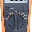 VC6013 Digital Capacitance Cap Meter Multimeter DMM for Capacitor uF mF nF pF