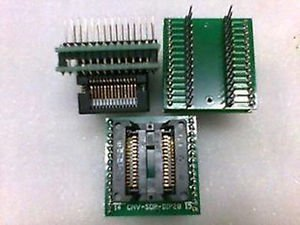 SOP28 SO28 SOIC28 TO DIP28 Universal Programmer Adapter