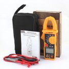 PM2018S Digital Multimeter Meter  AC / DC Current Voltage Ohmmeter Clamp Tester