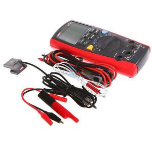 Auto-Range USB Volt Current Temp Meter UT71C Intelligent Digital Multimeter -m2