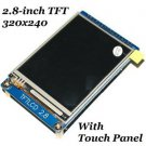 TFT Color LCD Touch Panel 2.8-inch 320x240 piexl STM32 Development Kit