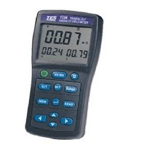 TES1394 EMF Tester Meter Tesla Meter Gauss RS-232 to PC