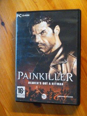 Painkiller - Heaven's got a hitman    PC