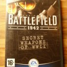 Battlefield 1942 Secret Weapons of WWII    PC