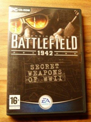 Battlefield 1942 Secret Weapons of WWII    PC