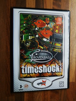 Interplay Pro-pinball Timeshock   PC