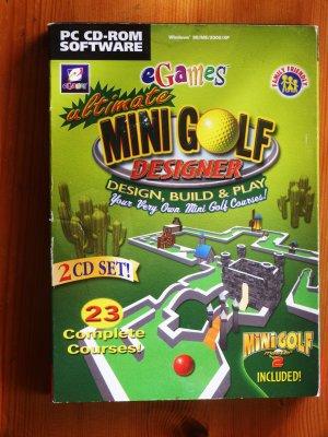 Mini Golf Designer - Design Build & Play PC