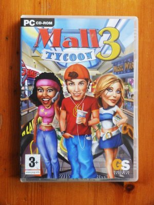 Mall Tycoon 3  PC