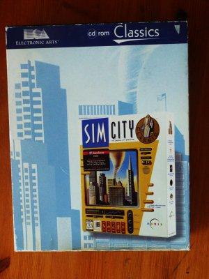 SimCity Classic BIG BOX VERSION for PC