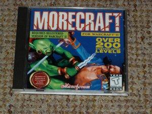 MORECRAFT (WARCRAFT II 2 EXPANSION)  PC