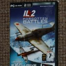 IL2 Sturmovik Forgotten Battles  PC
