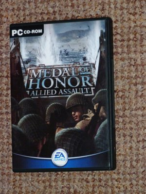 MEDAL OF HONOR - ALLIED ASSAULT  PC