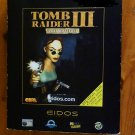 TOMB RAIDER III : THE LOST ARTEFACT  PC
