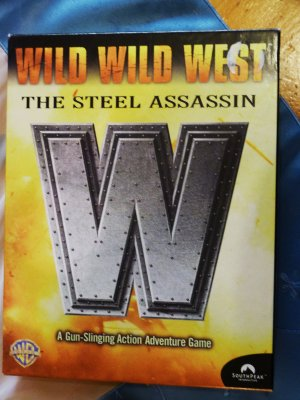 Wild Wild West The Steel Assassin BIG BOX PC