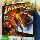 INDIANA JONES DVD Adventure Board Game. Mint