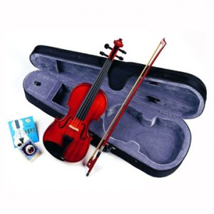"23"" Purling Violin 3 QUARTER SIZE OUTFIT Witn Carrying CASE BEST DEAL ON THE NET"