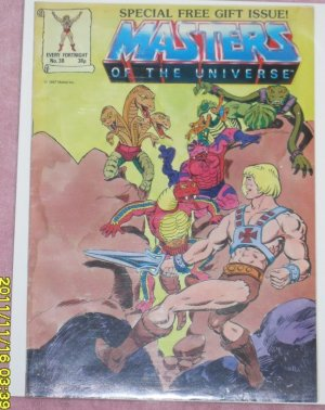 Masters of the Universe Comic Magazine (1987) number 38