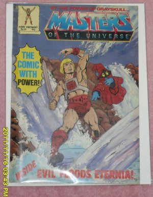 Masters of the Universe Comic Magazine (1987) number 54
