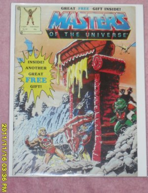 Masters of the Universe Comic Magazine (1987) number 29