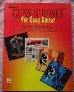 Guns N� Roses For easy guitar