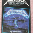 Metallica Ride the Lighting guitar tablature