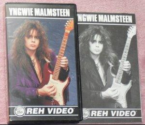 Yngwie Malmsteen (VHS Video)