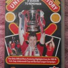 Man Utd – United in Victory (VHS Video)
