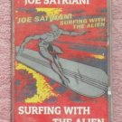 Joe Satriani – Surfing with the Alien audio Cassette