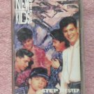 New Kids on the Block – Step by Step Audio Cassette