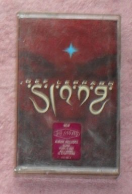 Dep Leppard � Slang audio Cassette