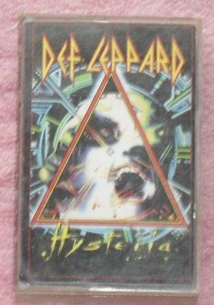 Def Leppard � Hysteria audio Cassette