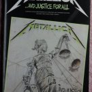 Metallica And justice for all  guitar tablature