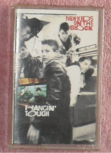 New Kids on the Block � Hanging Tough Audio Cassette