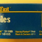 PowerFast Light Duty Staples, 1/4""