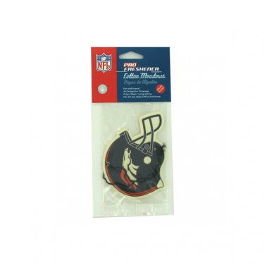 Denver Broncos Car/Auto Helmet Air Freshener