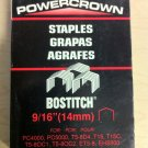 "Stanley-Bostitch Powercrown 9/16"" Staples STCR5019 (1000 Pack)"