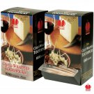 1000 Plain Goldmax Round Wood Toothpicks - Individually Cellophane Wrapped