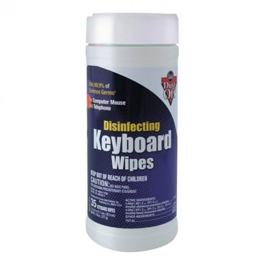 Falcon Disinfecting Keyboard Wipes - DKBST