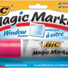 BIC Jumbo Magic Marker for Windows w/ Chisel Tip - Pink